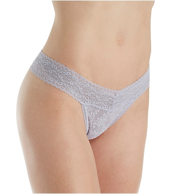 Calvin Klein Bare Lace Thong Panty