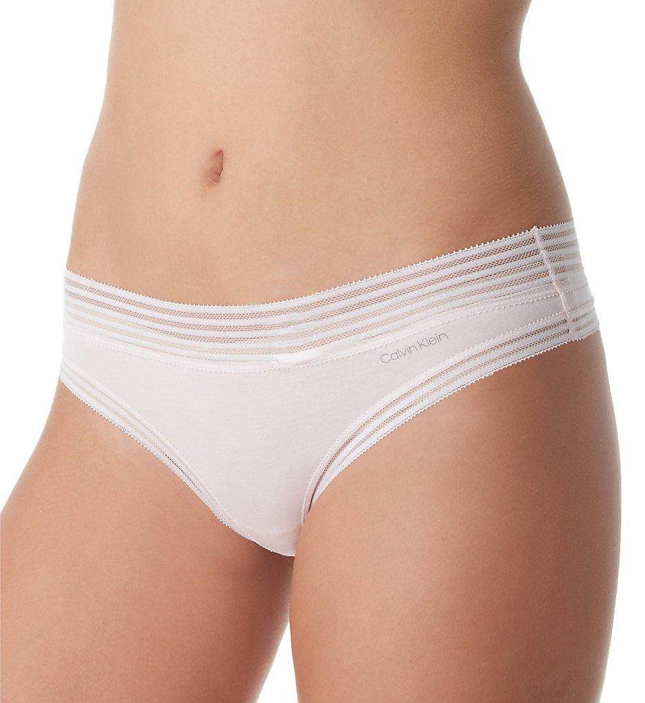 Calvin Klein - Calvin Klein QD3670 Ultra-Soft Modal Thong (Nymph's Thigh XS)