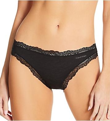 Calvin Klein Modal Scallop Trim Bikini Panty