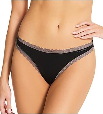 Calvin Klein Flirty Cotton Thong