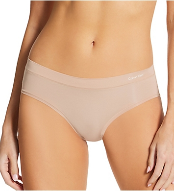 Calvin Klein Microfiber One Size Hipster Panty