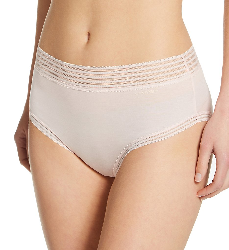 Calvin Klein - Calvin Klein QD3868 Modern Brief Panty (Nymph's Thigh XS)