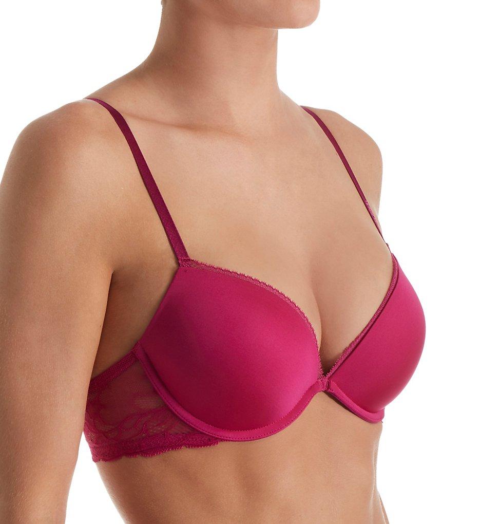 Calvin Klein - Calvin Klein QF1446 Seductive Comfort Add a Size Multiway Push-Up Bra (Riley 32D)