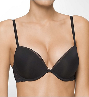 Calvin Klein Seductive Comfort Add a Size Multiway Push-Up Bra