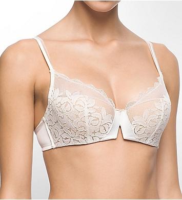 Calvin Klein Seduce Cut & Sew Lace Balconette Bra