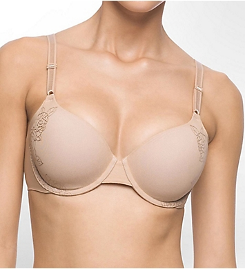 Calvin Klein Invisibles T-Shirt Bra with Lace