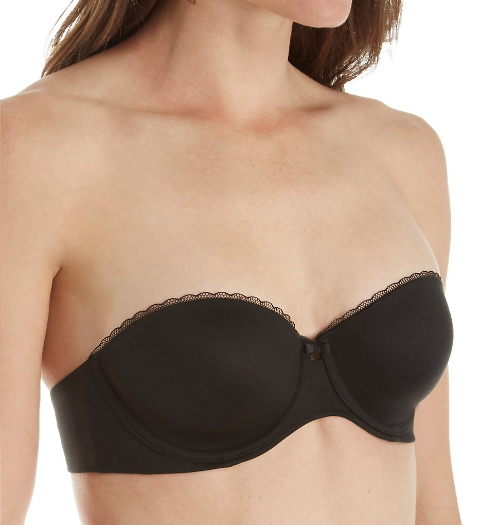 dbcb3b3c2a204 Calvin Klein Everyday Calvin Lightly Lined Strapless Bra QF4475 ...