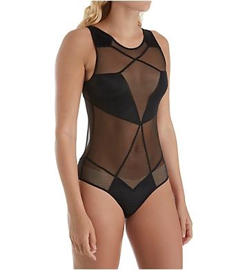 Calvin Klein Mixed Mesh Bodysuit