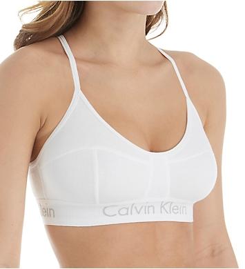 Calvin Klein Body Cotton Three Piece Bralette