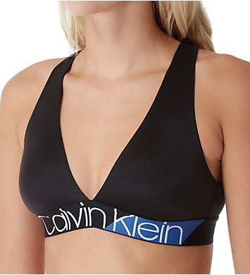 Calvin Klein Bold Accents Unlined Bralette
