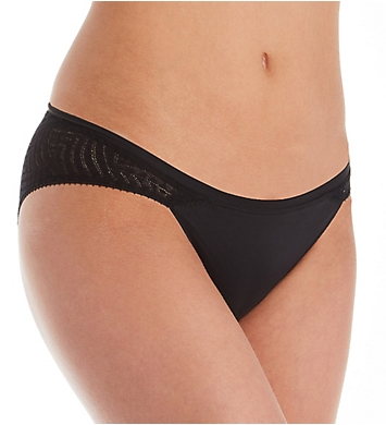 Calvin Klein Perfectly Fit Geometric Lace Bikini Panty