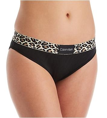Calvin Klein Animal Micro Bikini Panty