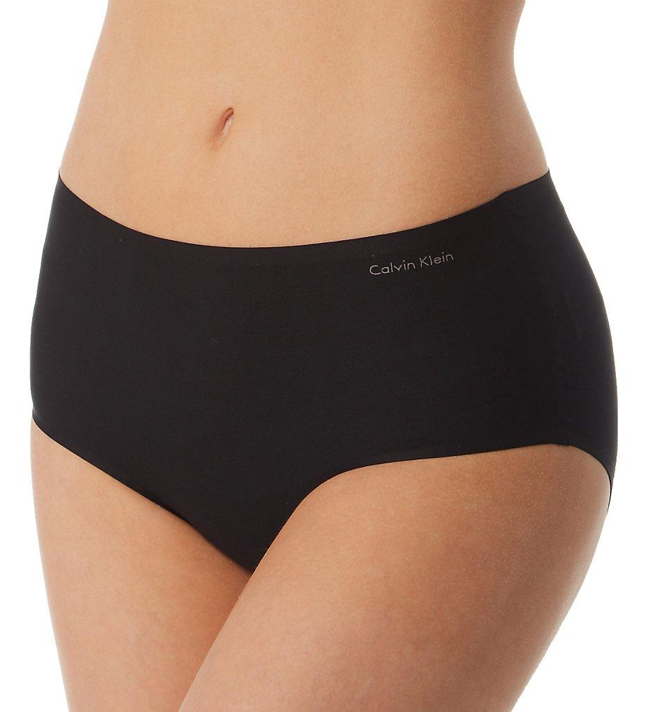 Calvin Klein - Calvin Klein QF5606 One Size Hipster Panty (Black O/S)