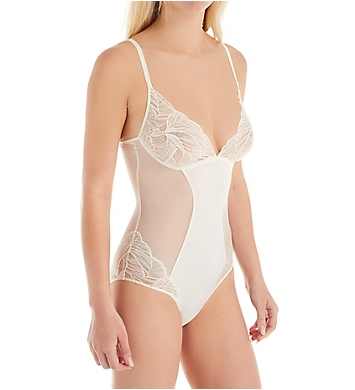 Calvin Klein Perfectly Fit Iris Lace Bodysuit