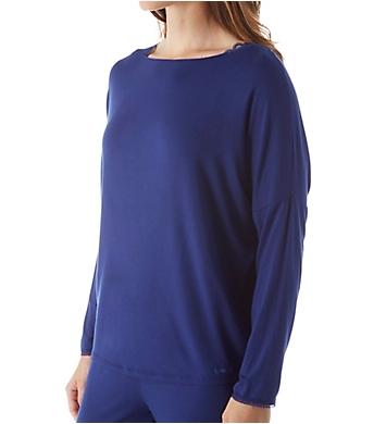 Calvin Klein Seductive Comfort Long Sleeve Top