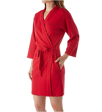 Calvin Klein Harmony Quilted Robe