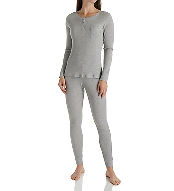 Calvin Klein Longsleeve Top & Pant Sleep Set