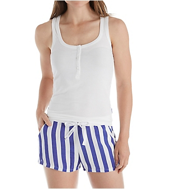 Calvin Klein Millennial Sleeveless Short Pajama Set