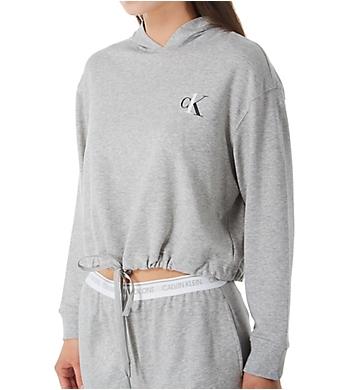 Calvin Klein CK One Basic Lounge Long Sleeve Hoodie