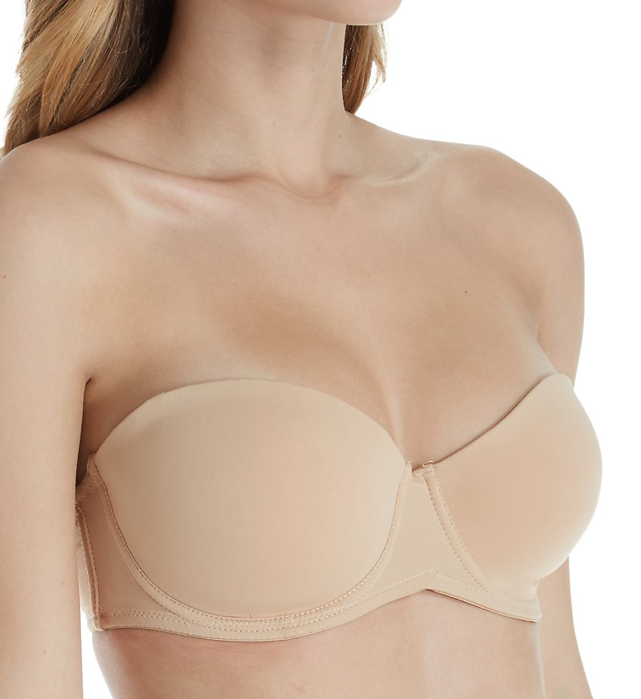 Carnival 507 Strapless 4 Way Convertible Bra (Nude)