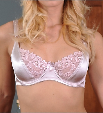 Carnival Two Part Lace Underwire Minimizer Bra
