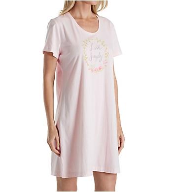 Carole Hochman Mums Graphic Sleepshirt