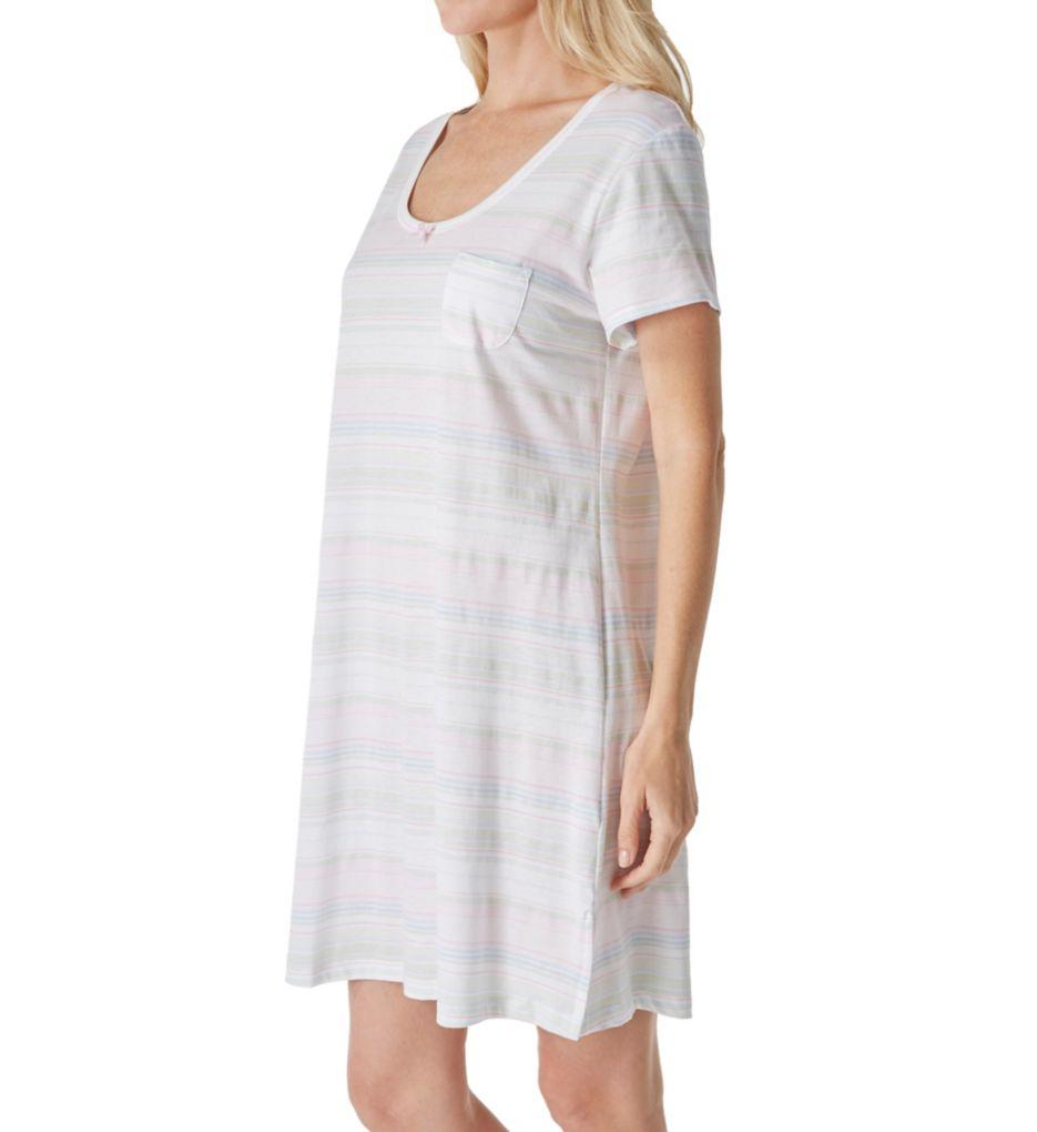 Carole Hochman Key Knit Sleepshirt