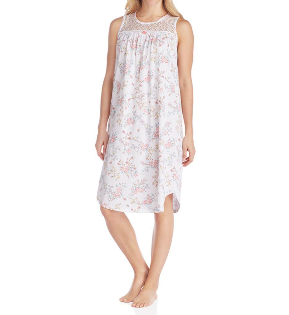 Carole Hochman Bird Floral Lace Ballet Gown