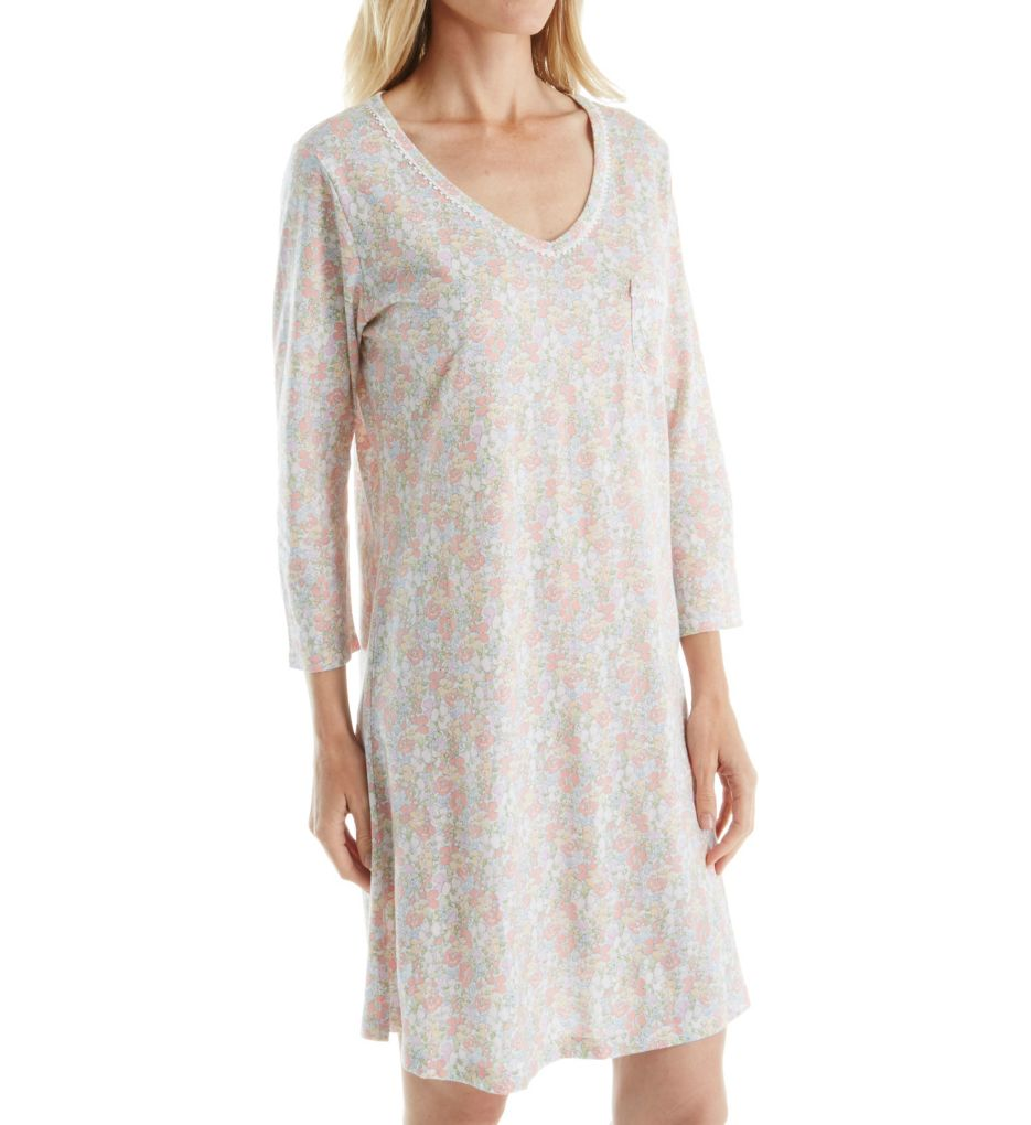 Carole Hochman Lace Sleepshirt
