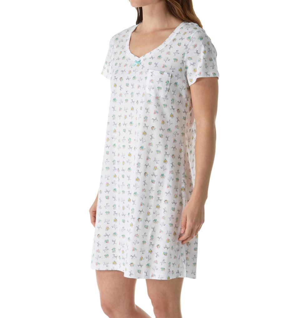 Carole Hochman Knit Sleepshirt