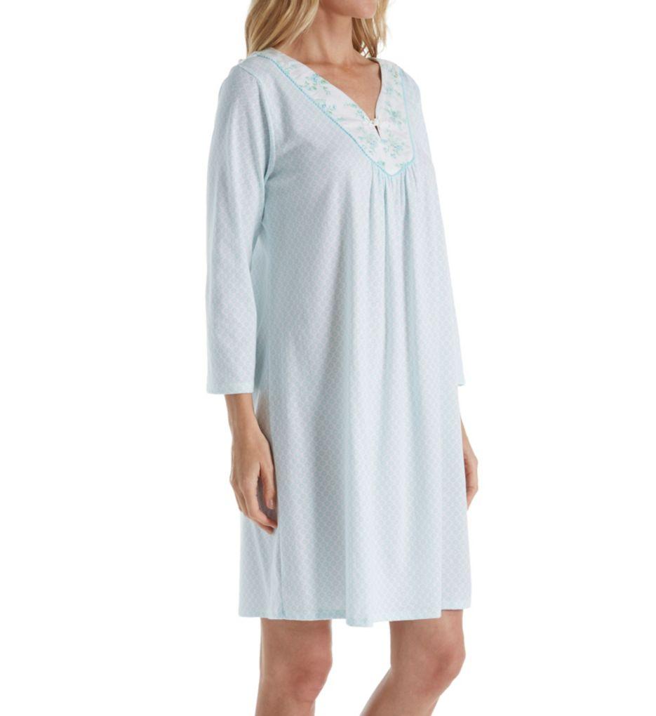 Carole Hochman Chintz Sleepshirt
