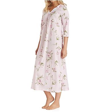 Carole Hochman Petal 3/4 Sleeve Gown