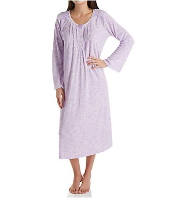 Carole Hochman Watercolor Long Gown