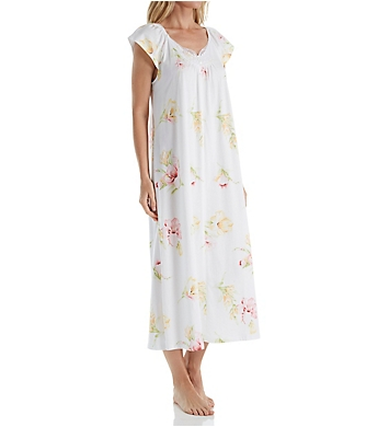 Carole Hochman Lilies Long Gown