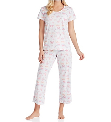 Carole Hochman Key Knit PJ Set