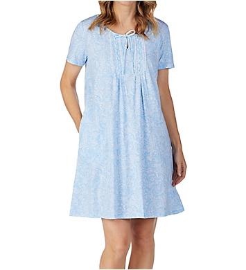 Carole Hochman Spring Bunches Short Gown