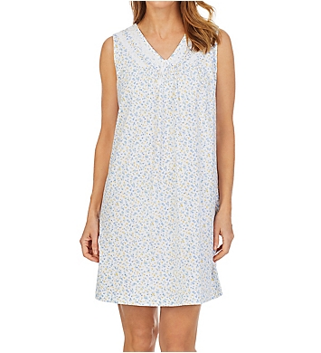 Carole Hochman 100% Cotton Sleeveless Waltz Gown