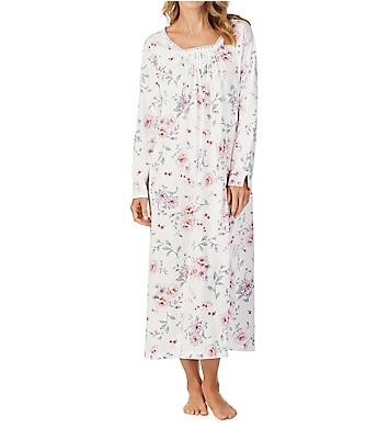 Carole Hochman Rose Floral Long Gown