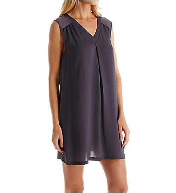 Carole Hochman Midnight In the Moment Sleeveless Sleepshirt