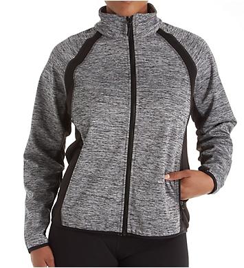 Champion Plus Size Bonded Sport Knit Softshell Jacket