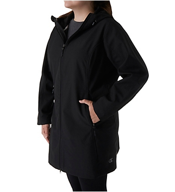 Champion Duofold Warm CTRL Plus Size Lux Fleece Coat