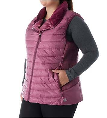 Champion Duofold Warm CTRL Plus Size Synthetic Down Vest