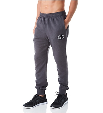 Champion Graphic Powerblend Fleece Jogger with Applique