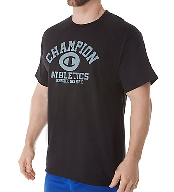 Champion Classic Graphic Logo Jersey T-Shirt