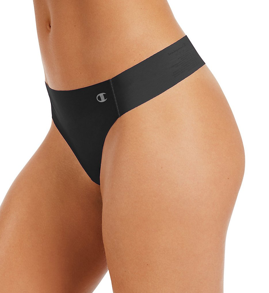 Champion LA46CH Laser Cut Double Dry Thong