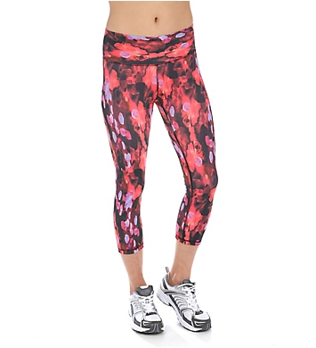 Champion Absolute Printed Capris with SmoothTec Band