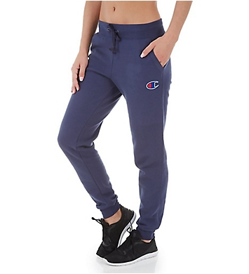 Champion Powerblend Fleece Jogger with Applique