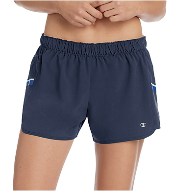 Champion Woven Double Dry Train Short with Inner Brief