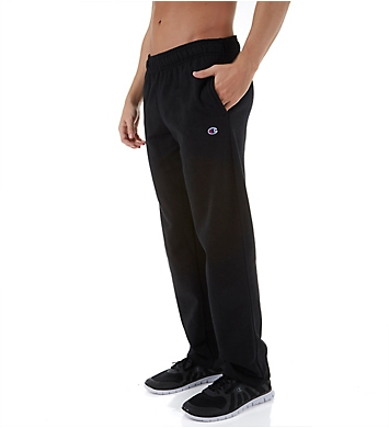 Champion Powerblend Fleece Open Bottom Pant