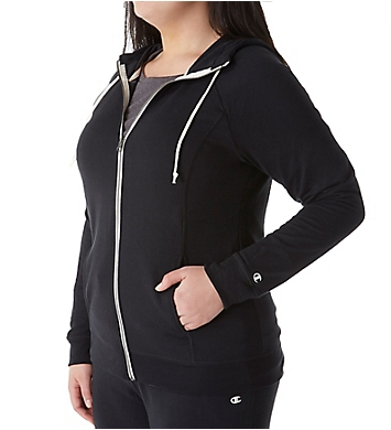 Champion Plus Size French Terry Full Zip Hoodie Jacket